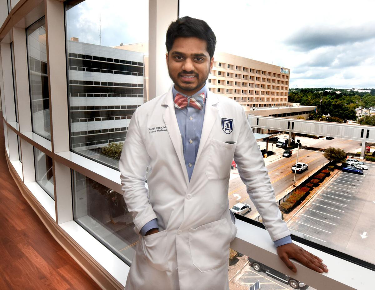 Medical College of Georgia graduate comes full circle | News