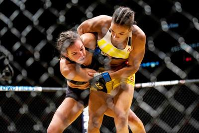 Amanda Nunes stuns Miesha Tate to take bantanweight belt at UFC 200