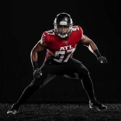 Atlanta Falcons Uniform Unveiling