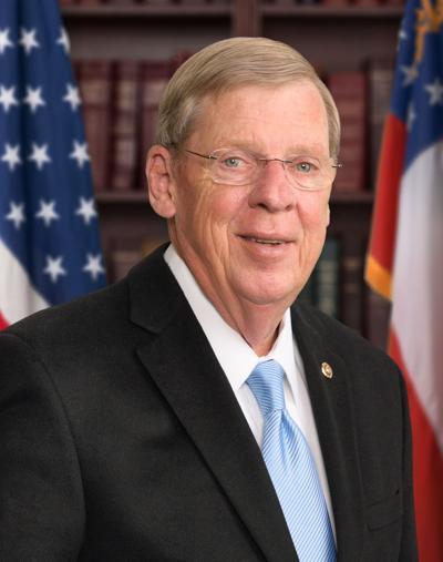 Georgia delegation congressional voting