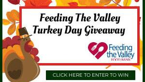 Enter to win a free turkey