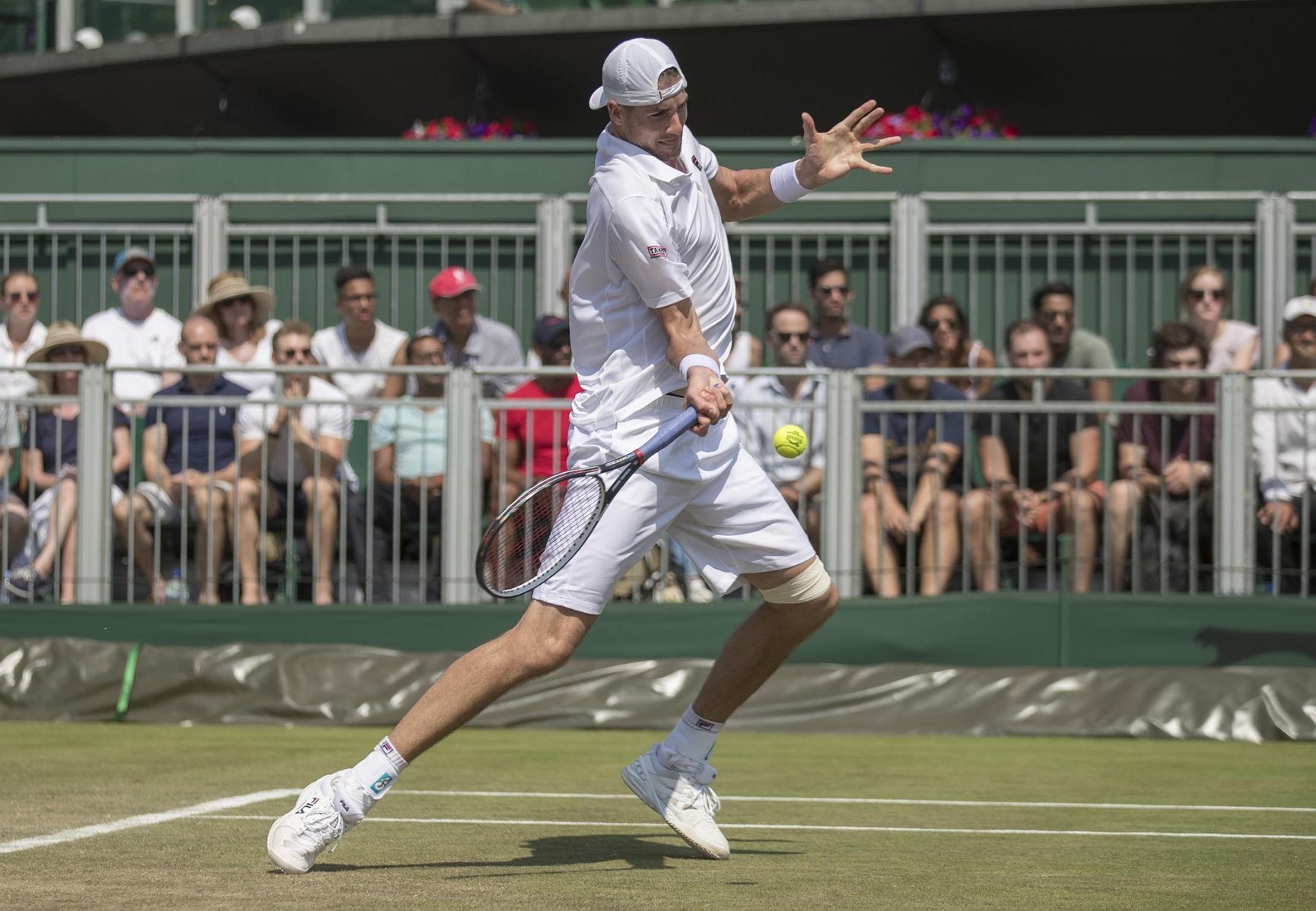 Isner reaches seventh Atlanta tennis final
