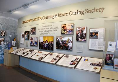 Rosalynn Carter Institute for Caregiving aims to give hope to caregivers