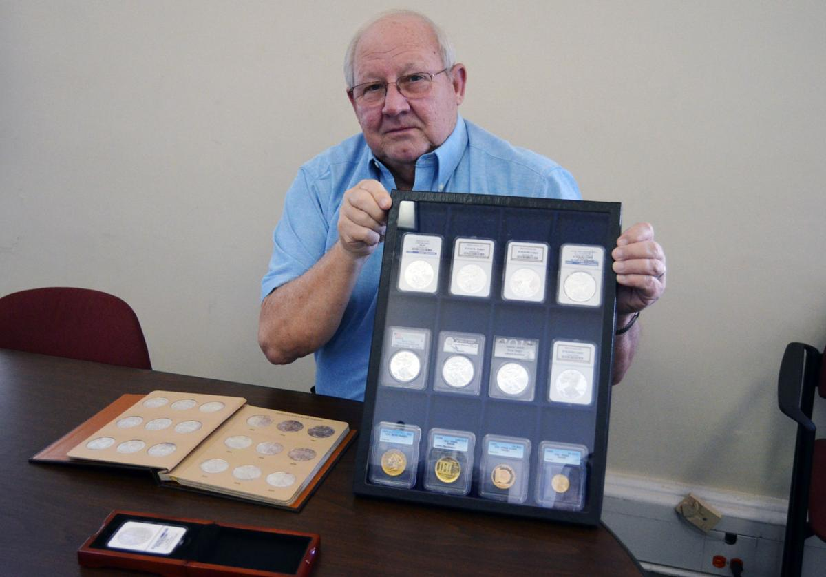 coin dealers albany ga
