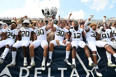 NCAA Football: South Florida at Georgia Tech
