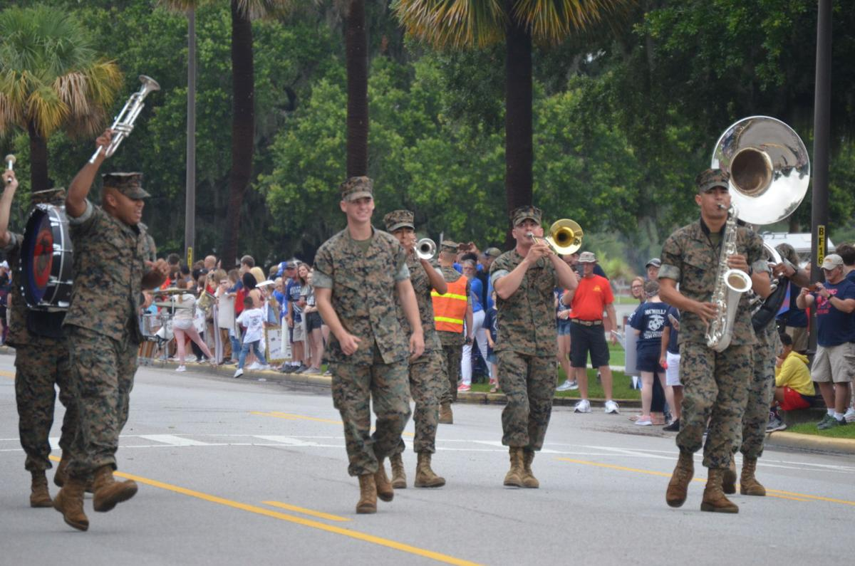 Honor, tradition central to Marine Corps life