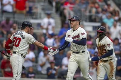 MLB: Chicago White Sox at Atlanta Braves