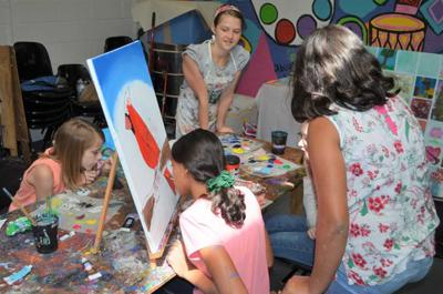 Albany Museum of Art plans holiday camps