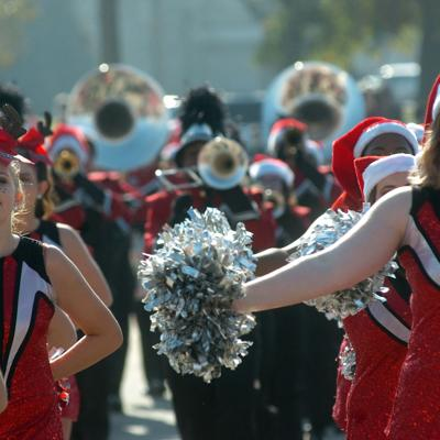 Jubilant crowd attends Lee County Spirit of Christmas Parade and Festival