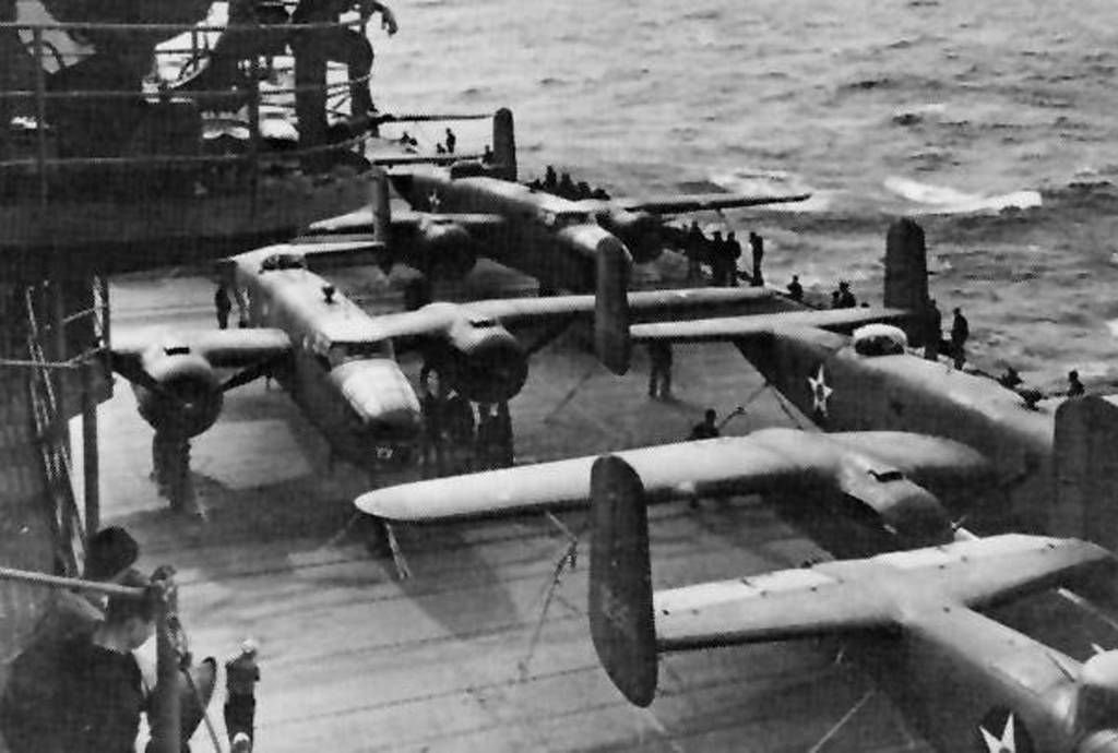WORLD WAR II: The Doolittle Raid proved America and the Allies could win |  Features | albanyherald.com