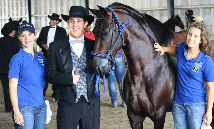 World-renowned horse trainer to hold Leesburg clinic