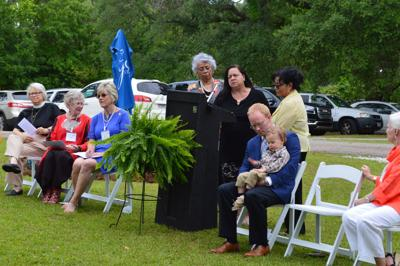 Edward Vason Jones historical marker unveiled