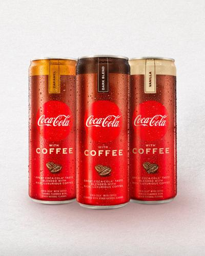 Coke with coffee will hit US stores next year