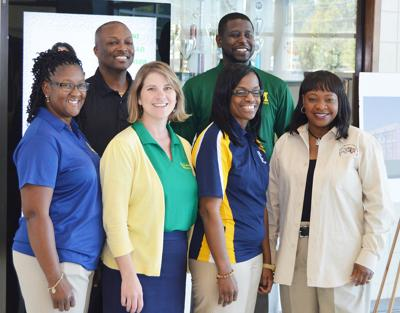 Southside principals meet to strengthen pipeline to Monroe High