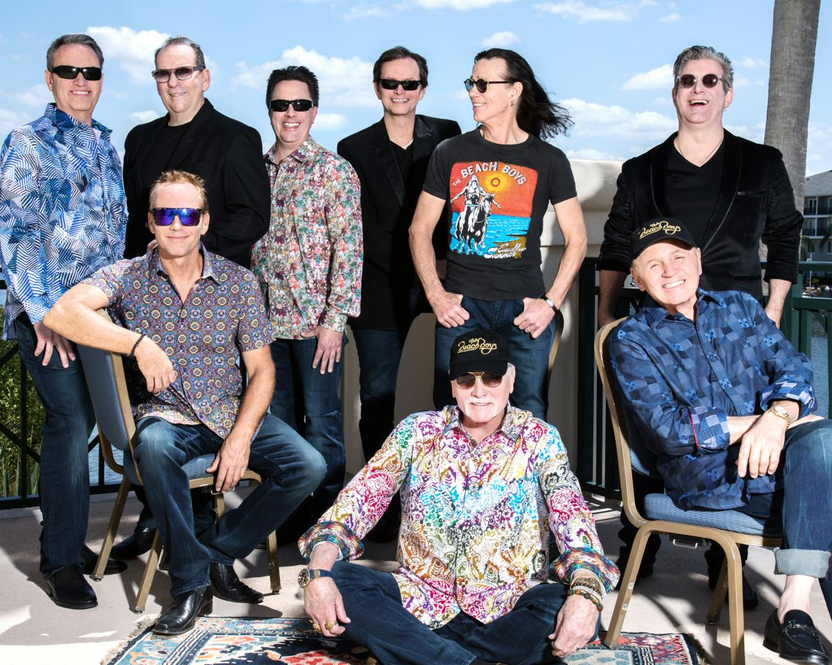 Beach Boys to bring international 'Now and Then' tour to Tifton