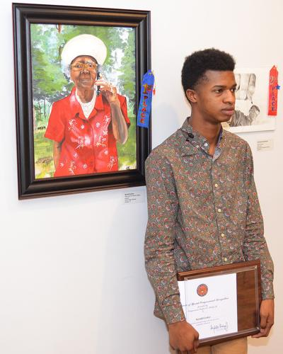 Cairo student wins 2nd Congressional District arts competition