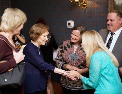Rosalynn Carter Institute for Caregiving hosting 30th annual summit in Americus