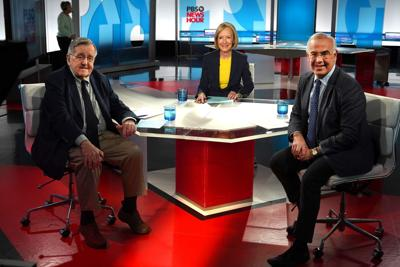Mark Shields, political analyst on PBS 'NewsHour,' is stepping down after 33 years with the network