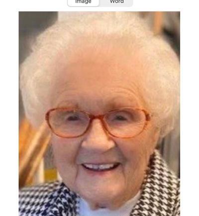 """Elizabeth L. """"Dolly"""" McDaniel"""
