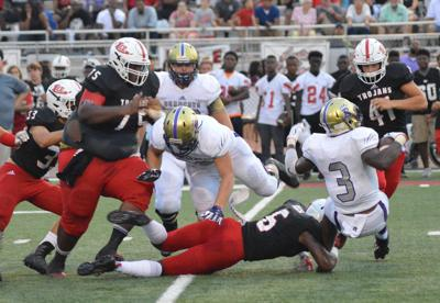 Defense serving as Lee County's calling card