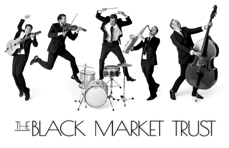 ABAC Bainbridge arts series opens with Black Market Trust