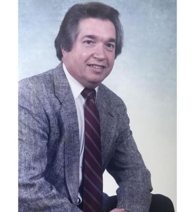 Bobby Randall Eason (Chaplain)