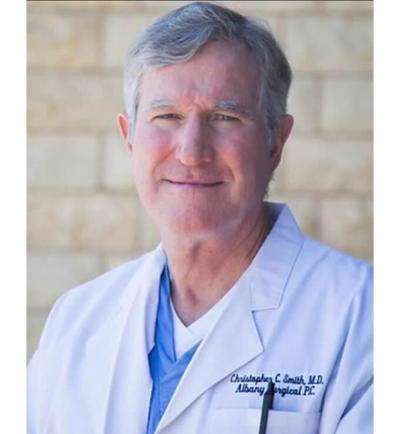 Dr. Christopher (Chris) Campbell Smith