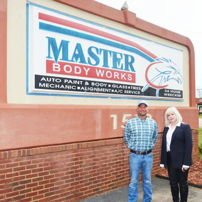 Family-owned Master Body Works is a one-stop shop