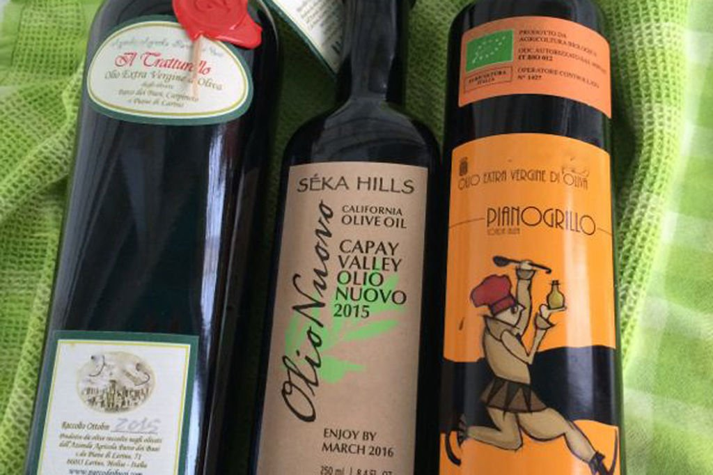 Olive oil: Getting what you pay for