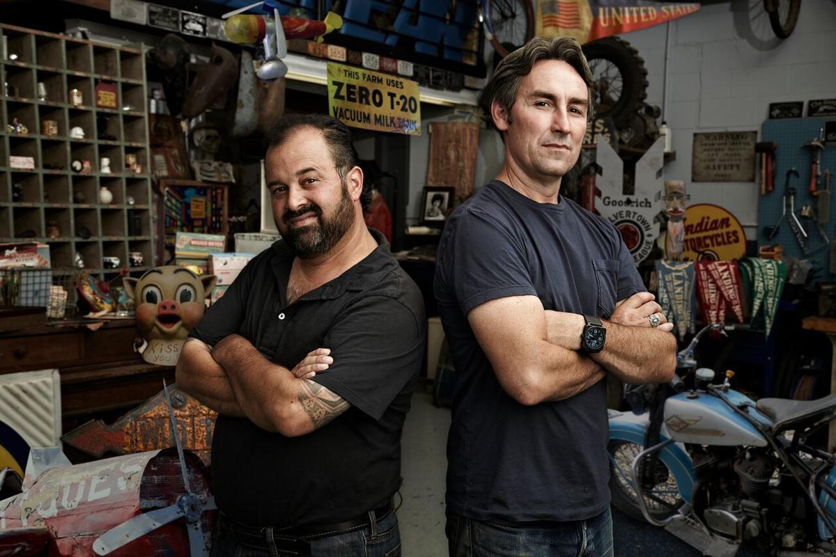 American Pickers Seek Georgia Relics Albany Herald Entertainment Albanyherald Com