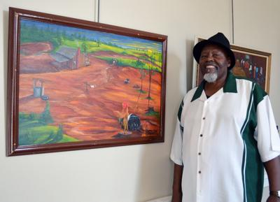 Henry Lee Gorham exhibit opens at Albany Area Arts Council
