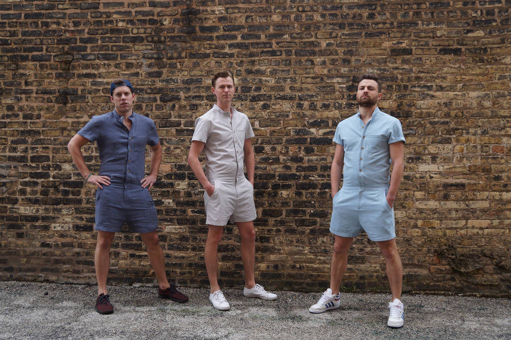 Why men should never wear male romper romphim