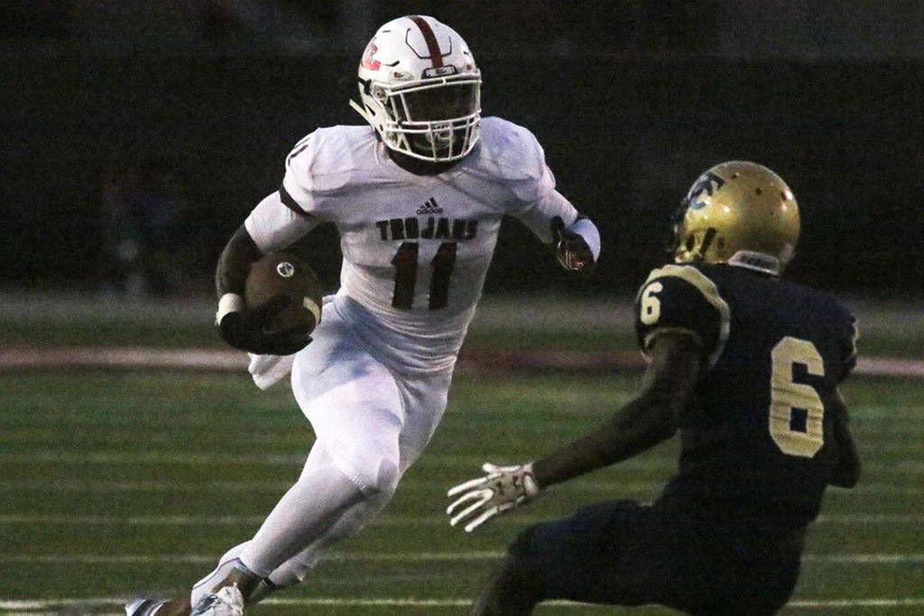 lee county football trojans to scrimmage warner robins friday