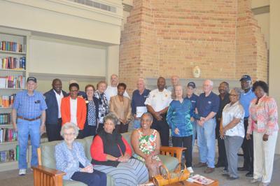 Albany Mayor Dorothy Hubbard honors SOWEGA Council on Aging volunteers