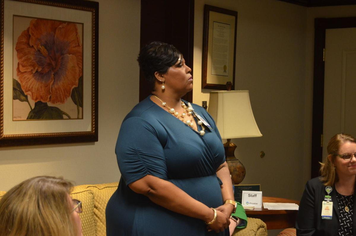 Phoebe Putney Memorial Hospital welcomes new HR director, approves Bright from the Start measure