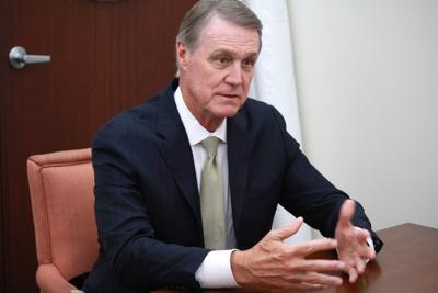 Perdue among senators requesting DoD audit | Local News