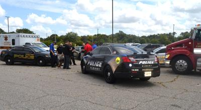 First-responders will show off their barbecue skills in Saturday competition