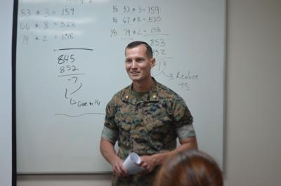 Educators, influencers travel to Parris Island to witness the making of Marines
