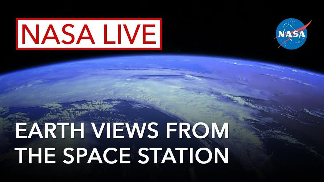 NASA Live: Earth Views from the Space Station ...