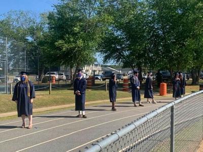 Deerfield-Windos School students find 'closure' in unique graduation ceremony
