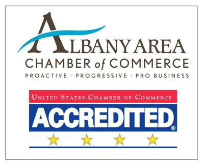 Albany Area Chamber of Commerce awarded four-star accreditation by U.S. Chamber