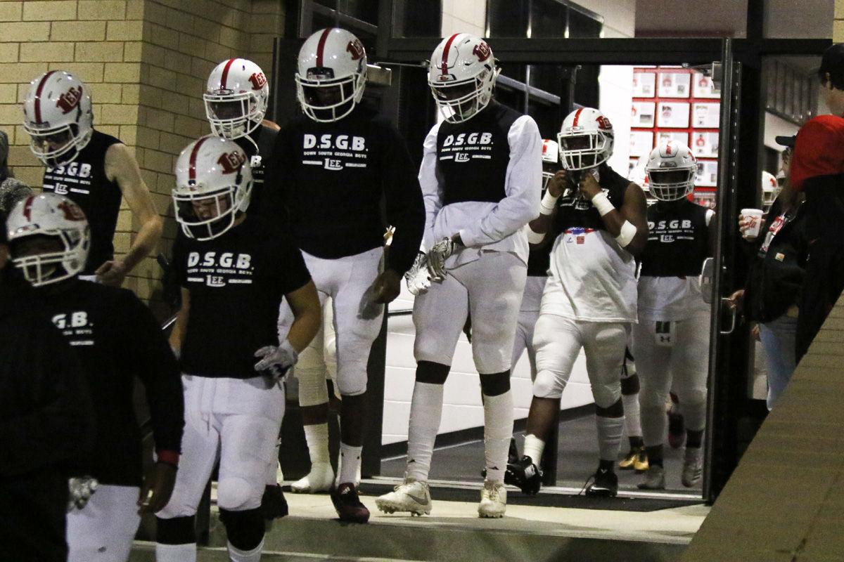 GEICO STATE CHAMPIONS BOWL SERIES NOTEBOOK: Lee County takes positives from game