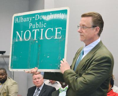 Albany-Dougherty planning director discusses zoning signage