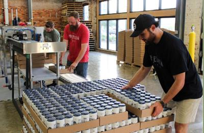 Southwest Georgia soil nourishes local brewery