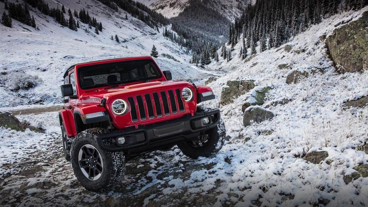 2019 Jeep Wrangler Rubicon 4x4