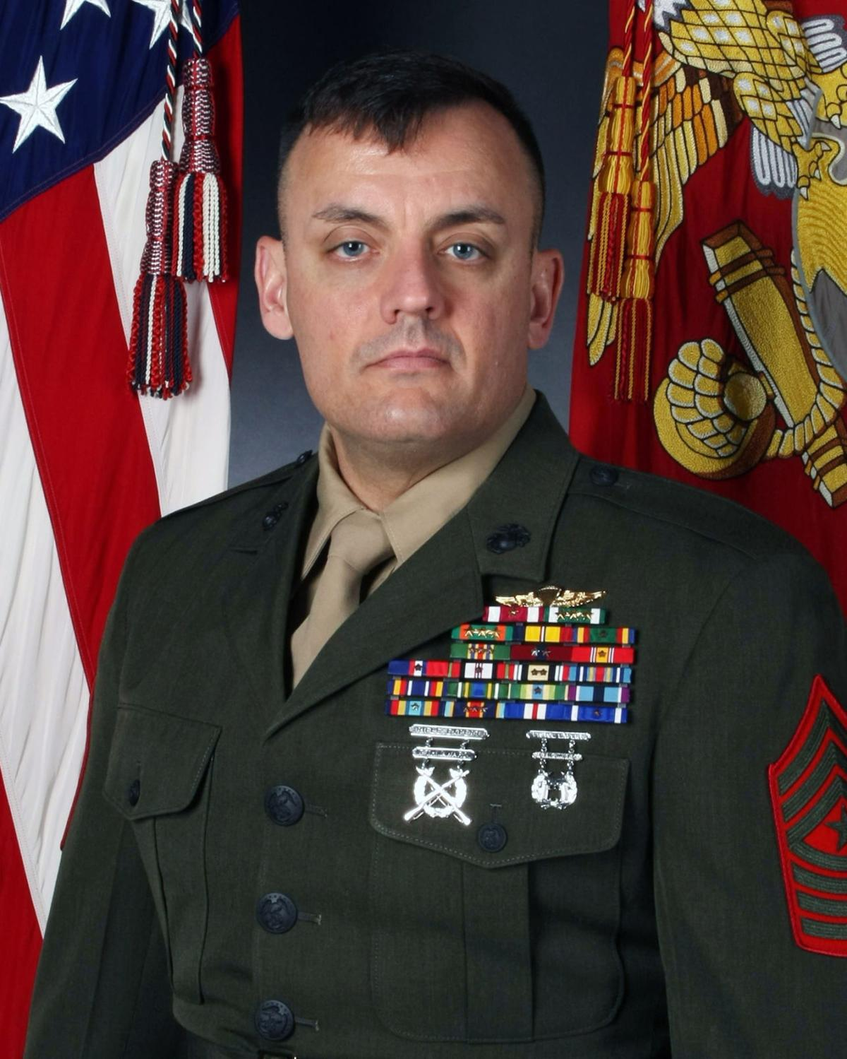 Marine Corps Logistics Command to welcome new sergeant major