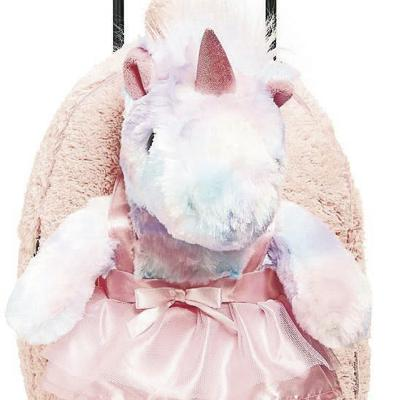 Ballet Unicorn Trolley Backpack