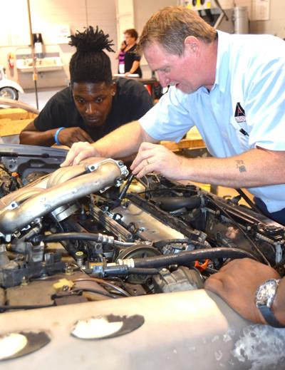 Albany Tech looks to ramp up training for high-demand automotive jobs