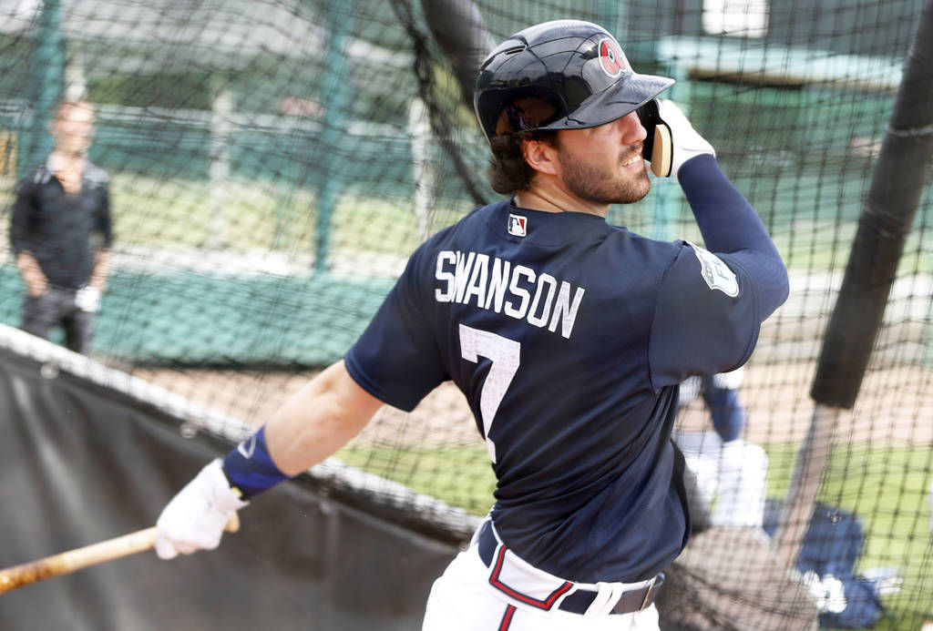 Dansby Swanson Set To Return Atlanta Braves Lineup