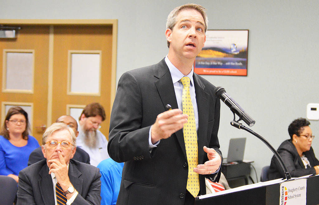 Albany High School closure, repurposing officially on the table